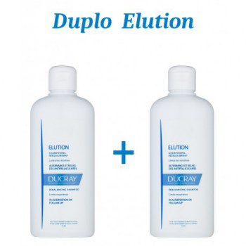 ducray-pack-duo-champu-elucion-400-ml