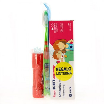 fluorkin_junior_pack_gel_dentifrico_fresa_75_ml___cepillo_dental___regalo_linterna155168pack_