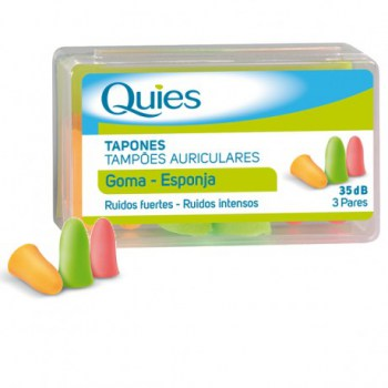 quies-tapones-de-espuma--3-pares