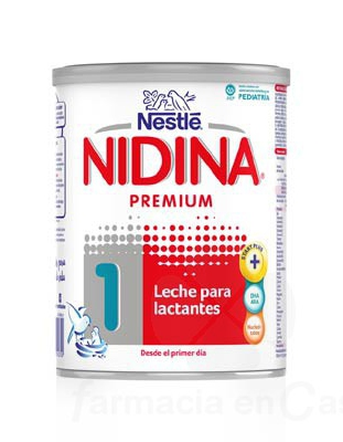 NIDINA 1 PREMIUM 800g STAR PLUS