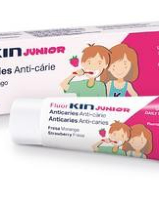 FLUOR KIN JUNIOR GEL 75 ml fresa