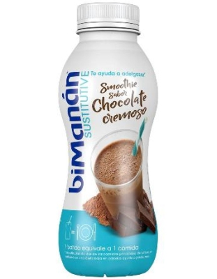bimanan sustituve batido de chocolate 330ml