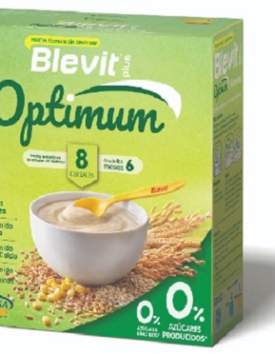Blevit Plus Optimum 8 Cereales 400 gr