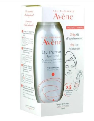 Avene Agua Termal Kit Calmante 150 ml