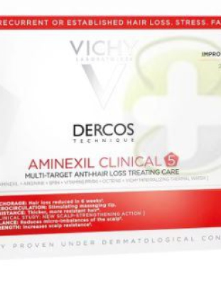 DERCOS AMINEXIL CLINICAL MUJER