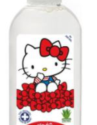 Gel higienizante de manos HELLO KITTY