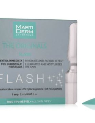 MARTIDERM FLASH AMPOLLAS 5 AMPOLLAS