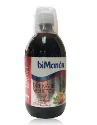 Bimanan drenaje Reductor Ultra 500 ml